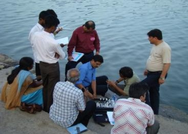 Drinking water quality management training